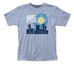 Elliott Smith - New Moon fitted jersey tee