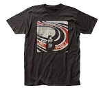 Elliott Smith - Figure 8 - Black fitted jersey tee (Pre-Order)