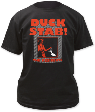 The Residents Duck Stab Tee