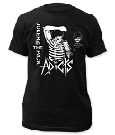 Adicts - Joker in the Pack fitted tee