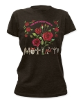 The Birthday Party - Mutiny! women's fitted tee