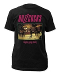 Buzzcocks - Singles Going Steady fitted tee