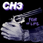 Channel Three - Fear of Life (Opaque Violet vinyl or 200 gram Black vinyl)