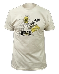 Circle Jerks - Golden Shower fitted tee