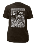 Circle Jerks - Bad Religion fitted tee