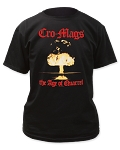 Cro-Mags - The Age of Quarrel tee