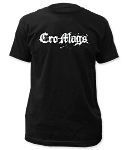 Cro-Mags - Logo fitted tee