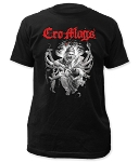 Cro-Mags - Best Wishes fitted tee