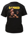Damned Damned Damned tee Limited Quantity