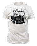The Damned - Neat Neat Neat fitted tee