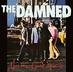 The Damned - Machine Gun Etiquette (Opaque Red vinyl or 200 gram Black vinyl)