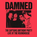 The Damned - The Captain's Birthday Party (Color vinyl or 200 gram Black vinyl)