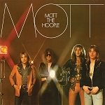 Mott the Hoople - Mott (150 gram White Vinyl or 200 gram Black Vinyl)