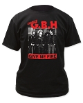 G.B.H. - Give Me Fire tee