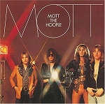 Mott the Hoople - Mott (Color vinyl or 200 gram Black vinyl)