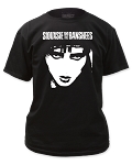 Siouxsie and the Banshees - Face tee