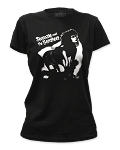 Siouxsie and the Banshees - Hands & Knees women's fitted tee