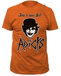 Adicts - And It Was So! tee PREORDER!