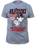 Buzzcocks - Fallen In Love tee
