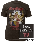 Cro-Mags - Down, But Not Out tee