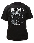 The Damned – New Rose tee