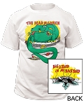 Dead Milkmen - Big Lizard In My Backyard tee