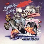 The Birthday Party - Junkyard (150 gram Opaque Red- Orange Vinyl or 200 gram Black Vinyl)