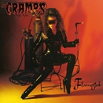 The Cramps - Flamejob (150 gram Opaque Red Vinyl or 200 gram Black Vinyl)