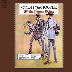 Mott the Hoople - All the Young Dudes (150 gram Opaque Red Vinyl or 200 gram Black Vinyl)