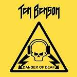 Ten Benson - Danger of Deaf (150 gram opaque yellow)