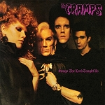 The Cramps - Songs the Lord Taught Us Standard Issue 150-gram Black Vinyl