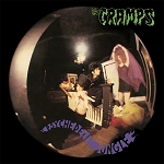 The Cramps - Psychedelic Jungle (150 gram Opaque Green Vinyl or 200 gram Black Vinyl)