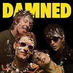 The Damned - Damned Damned Damned (Opaque Yellow vinyl or 200 gram Black vinyl)