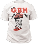 G.B.H. - Leather, Bristles, Studs, and Acne Tee