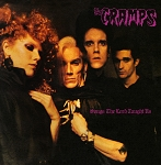 The Cramps - Songs the Lord Taught Us (150 gram Opaque Pink Vinyl  or 200 gram Black Vinyl)