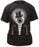 The Residents The Eyeball Tee