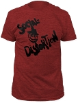 Social Distortion Mainliner Single Tee