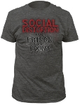 Social Distortion Prison Bound Tee