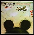 The Dickies - Stukas Over Disneyland (140 gram army green or 180 gram black)