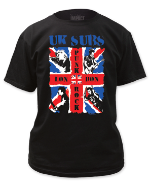 UK Subs - Another Kind Of Blues / Crash Course: Live