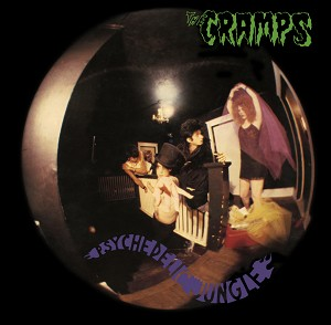 The Cramps - Psychedelic Jungle (Goo Goo Muck Green Vinyl or 200 gram Black vinyl)