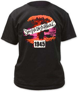 Social Distortion 1945 Tee
