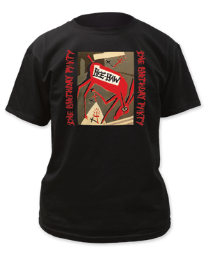 The Birthday Party - Hee-Haw tee