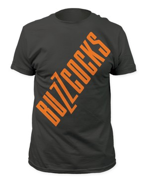 Buzzcocks - Logo fitted tee