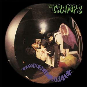 The Cramps - Psychedelic Jungle Standard Issue 150-gram Black Vinyl