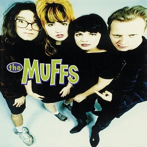 The Muffs - The Muffs (140 Gram Green or 180 Gram Black)