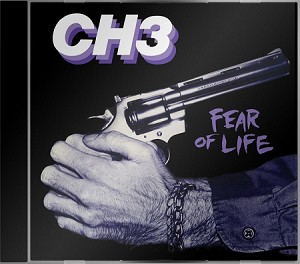 Channel Three - Fear of Life (CD)