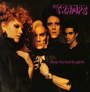The Cramps - Songs the Lord Taught Us (Opaque Pink  or 200 gram Black vinyl)