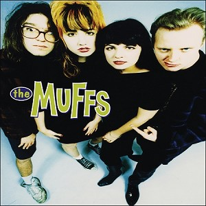 The Muffs - The Muffs (140 Gram Green or 180 Gram Black) PREORDER