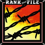 Rank & File - Sundown (150-gram Translucent Red Vinyl)